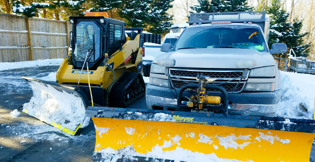Jeff's Tree & Outdoor Services - Snow Plowing & Removal